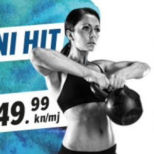 Proljetni hit je u City Fitness-u!