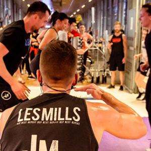 Les Mills Body Attack™